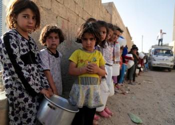 دخول 35 شاحنة مساعدات إلى مضايا المحاصرة في ريف دمشق