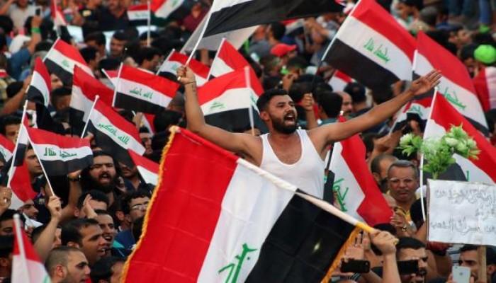 العراقيون يمزقون خرائط التقـسيم