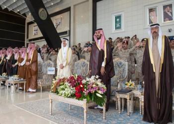 «محمد بن سلمان» يعلن انضمام دفعة جديدة من الطيارين للقوات الجوية الملكية