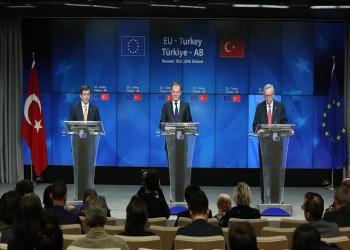 اتفاق بين تركيا والاتحاد الأوروبي لتخفيف أزمة الهجرة