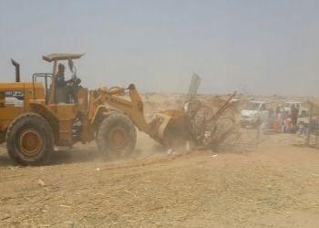 إحباط تعديات على أراض حكومية في جدة بمساحة مليوني متر مربع