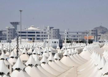 «المالية» السعودية تبدأ إعادة تأهيل مكيفات مخيمات منى