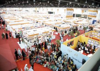 600 كتاب و20 رساما من 63 دولة في الدورة الـ 26 لمعرض أبوظبي الدولي