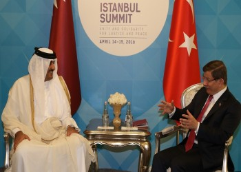 غدا.. «داود أوغلو» يزور قطر لتعزيز الأهداف الاستراتيجية المشتركة