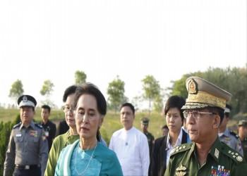 الحائزة على نوبل ترفض إطلاق اسم الروهينغا على الأقلية المضطهدة في ميانمار