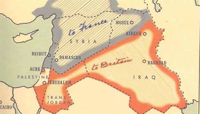 مائة عام على «سايكس بيكو» - الخليج الجديد