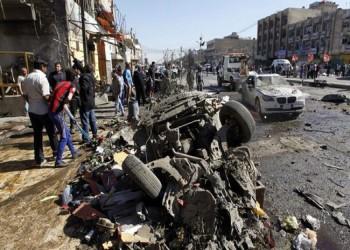 مقتل وإصابة 16 عراقيا في تفجيرين منفصلين ببغداد