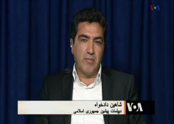 مسؤول إيراني سابق يقر باتصال بلاده مع (إسرائيل)