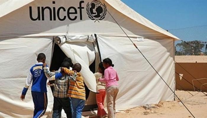 «اليونيسيف» تناشد المجتمع الدولي للمساعدة في إنقاذ 18 مليون طفل يمني وسوري