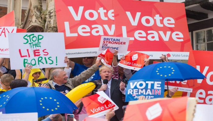الرهان على انهيار أوروبي!