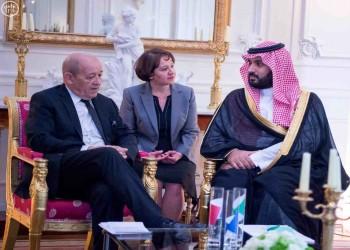 «بن سلمان» يبحث مع وزير الدفاع الفرنسي تعزيز العلاقات الثنائية