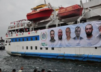 (إسرائيل) وتركيا لهما مصالح إقليمية مشتركة