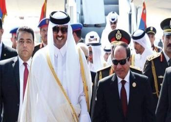 صحيفة مصرية: الأمير «تميم» هنأ «السيسي» بعيد الفطر