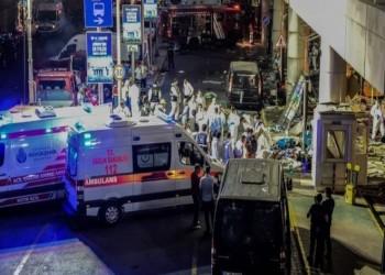 تفجيرات تركيا والإرهاب الذي يستهدف المسلمين