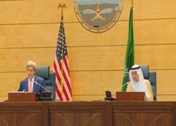 «الجبير» و«كيري» يعلنان عن خطة جديدة لإطلاق مفاوضات اليمن المتوقفة