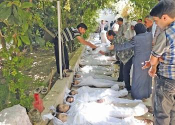 جرائم «الكيماوي»: محاسبة بشار أم تسوية دولية أخرى؟