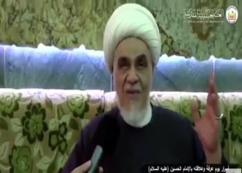 فيديو.. خطيب كربلاء: الله ينظر لزوار «الحسين» قبل حجاج «عرفة»