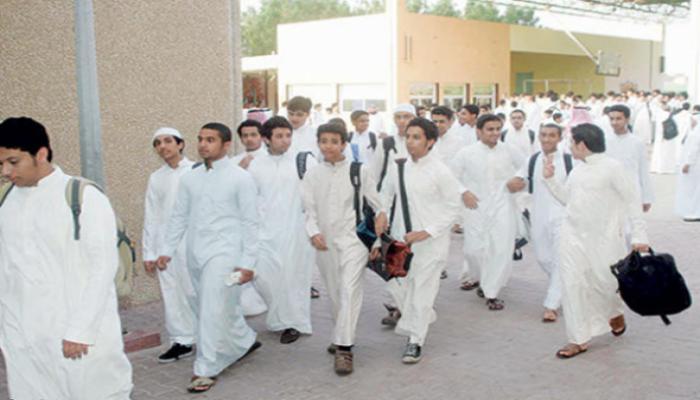 نسبة الغياب تتجاوز 30% في أول أيام الدراسة بالسعودية
