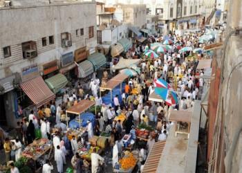 أكثر من نصف مليار ريال سعودي مخالفة تعدي على شارعين في جدة