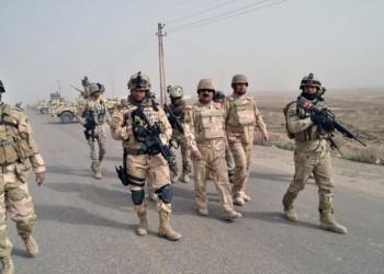 الأمن العراقي يعثر على عبوات ناسفة في منطقة قريبة من الحدود السعودية