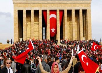 «العدالة والتنمية»: استفتاء حول دستور تركي جديد قد يجري في أبريل المقبل
