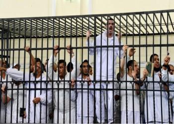 محكمة عسكرية مصرية تقضي بالسجن المشدد 10 سنوات لـ 4 مدنيين