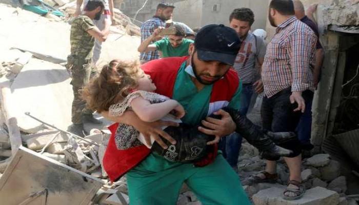 «ترامب» مثل «بوتين» و«الأسد».. لا يرى شعبا في سوريا