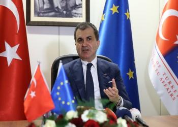 تركيا ترفض الاعتراف بقرار «البرلمان الأوربي» بتجميد مفاوضات انضمامها للاتحاد