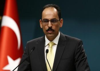تركيا تجري محادثات مكثفة مع روسيا لوقف إطلاق النار في حلب