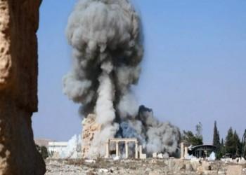 البيت الأبيض: مسؤولية استعادة «تدمر» ستقع على الجيش الأمريكي