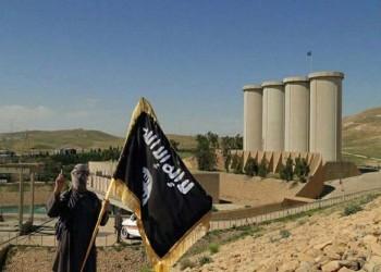 مصادر: «العبادي» سلم سد الموصل للحرس الثوري الإيراني