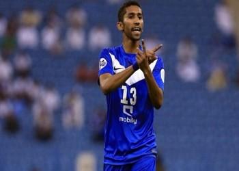 بعد تلفظه على الحكم.. الإيقاف 4 مباريات وغرامة مالية تنتظر لاعب «الهلال» السعودي
