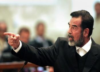 """مسؤول عراقي شاهد على إعدام «صدام حسين»: لم يكن خائفا وهتف """"الموت للفرس وأمريكا"""""""