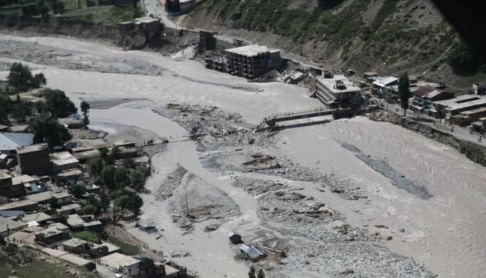 السعودية تبني 1900 وحدة سكنية في باكستان ضمن حملة لإغاثة منكوبي الفيضانات