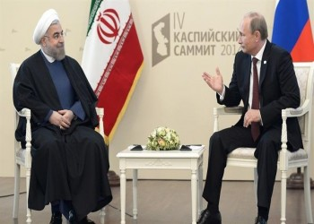 سباق روسي - إيراني نحو اختطاف ما بعد حلب