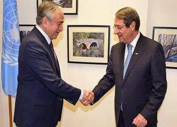 اجتماع ثالث وأخير بين زعيمي شطري قبرص في جنيف