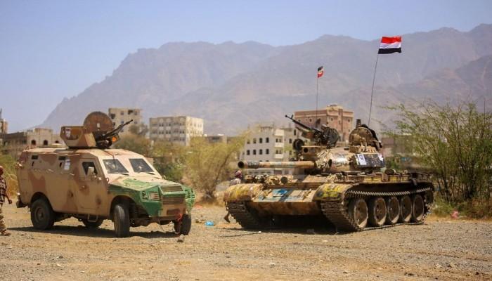 اليمن.. قوات الشرعية تأسر 10 ضباط بينهم 2 من «حزب الله»