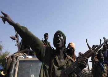 متمردو جنوب السودان يتهمون مصر بتوجيه ضربة جوية لقواتهم