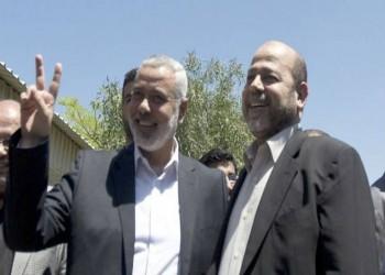 منافسة بين «هنية» و «أبو مرزوق» على رئاسة المكتب السياسي لـ«حماس»