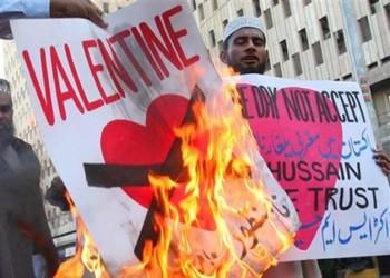 المحكمة العليا بإسلام آباد تقضي بعدم جواز الاحتفال بعيد الحب في الأماكن العامة