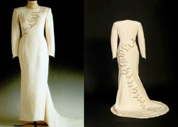 «الصقر الذهبي».. فستان يعيد ماضي الأميرة «ديانا» في السعودية