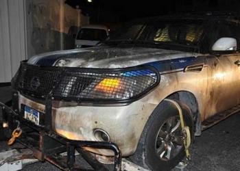 تفجير يستهدف دورية عسكرية شمالي البحرين ويصيبها بأضرار
