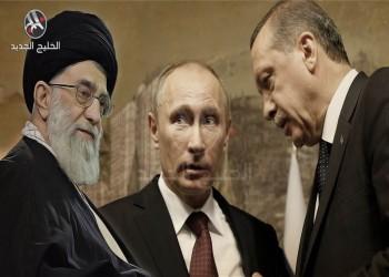إيران وإسرائيل وتركيا وتقلّباتها في سباقات النفوذ