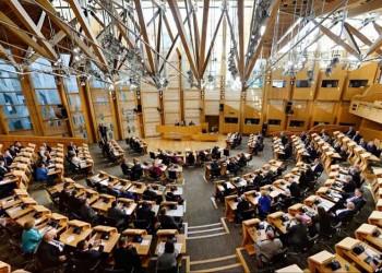 البرلمان الاسكتلندي يصوت على الاستقلال عن المملكة المتحدة
