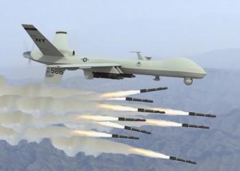 لليوم الـ5 على التوالي.. طائرات بدون طيار تشن هجوما على «القاعدة» بأبين اليمنية