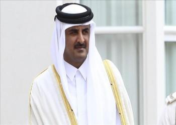 أمير قطر يعزي «السيسي» ويدين تفجير الكنيستين بمصر