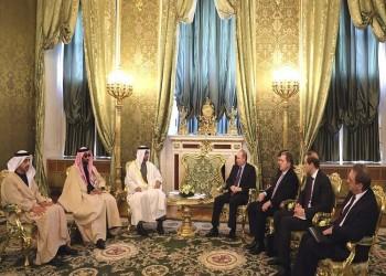 «بوتين» و«بن زايد» يبحثان الوضع في الشرق الأوسط ومكافحة الإرهاب