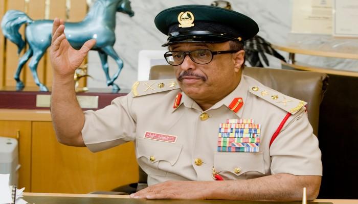 إثر الإطاحة برجال الإمارات.. «خلفان» يطالب بتغيير «هادي» ويحرض على انفصال جنوب اليمن