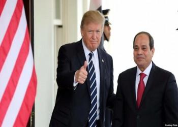 مصادر: إدارة «ترامب» ستخفض المعونة الاقتصادية المقدمة إلى مصر بمقدار النصف