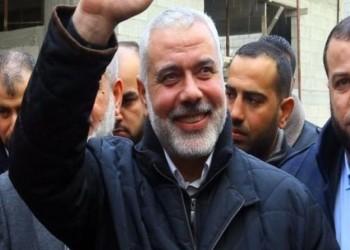 «حماس»: «هنية» لن يخرج من غزة إلا إذا اقتضت المصلحة